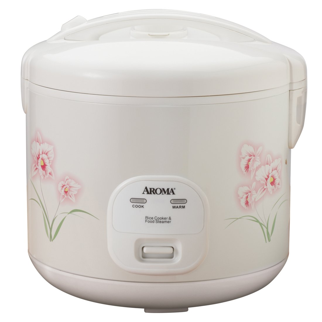 Aroma ARC-1266F 12-Cup Cooked Rice Cooker and Food Steamer
