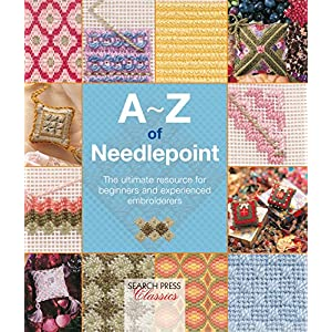 A-Z of Needlepoint (Search Press Classics)