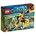 Lego Legends Of Chima - Speedorz - 70115 - Jeu de Construction - L'ultime Tournoi Speedor