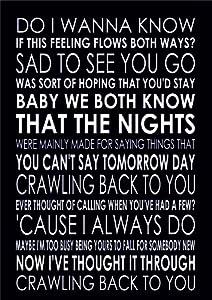 Übersetzung Arctic Monkeys - Do I Wanna Know? …
