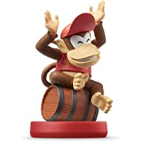 Diddy Kong Super Mario Bros Series Amiibo for Wii U