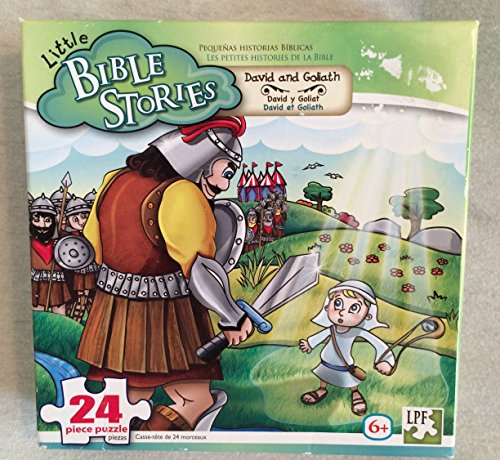 Little Bible Stories 24 Piece Puzzle - Jonah and the Whale - 1