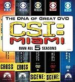 echange, troc Csi: Miami - Five Season Pack [Import USA Zone 1]
