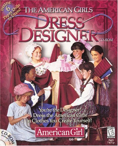 The American Girls Dress Designer (PC)