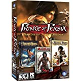 Prince Of Persia Sands of Time Trilogy [Old Version] ~ Encore Software