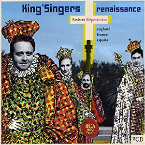 King's Singers - Renaissance - Amazon.com Music