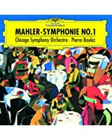 Mahler: Symphony No.1 (Boulez)