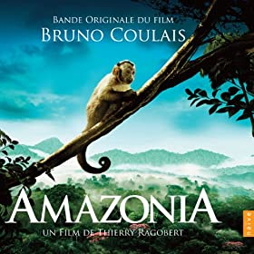Amazonia (Original Motion Picture Soundtrack)