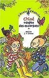 Chloé adopte des escargots