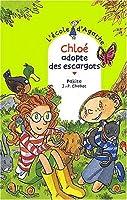 Chloé adopte des escargots © Amazon
