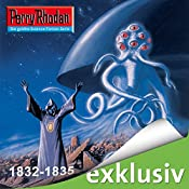 Edition Thoregon: Perry Rhodan 1832-1835 | Horst Hoffmann, Susan Schwartz, Robert Feldhoff