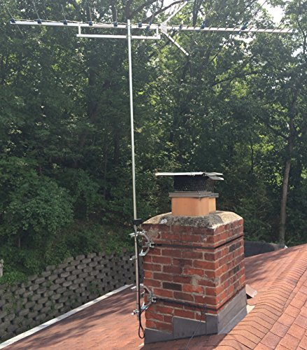 Chimney Antenna Mast ~ Lowest price double ″ stack strap chimney mount kit tv