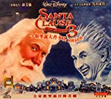The Santa Clause 3: The Escape Clause (2006) By IVL Version VCD~In English w/ Chinese Subtitle ~Imported from Hong Kong~