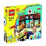 レゴ スポンジボブ カニカーニの冒険 3833