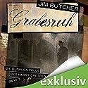 Grabesruh (Die dunklen Fälle des Harry Dresden 3) Audiobook by Jim Butcher Narrated by Richard Barenberg