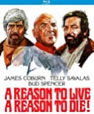 A Reason to Live, A Reason to Die [Blu-ray]