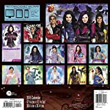 Disney Descendants Wall Calendar (2016)