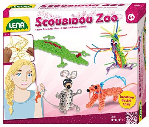 Lena 42360 - Scoubidou Zoo