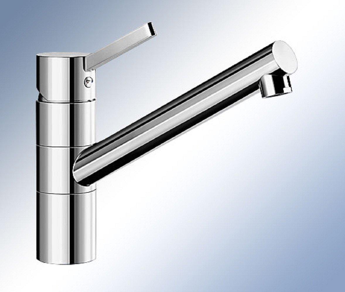 Blanco Tivo Chrom Spültischarmatur Wasserhahn Mischbatterie Einhandmischer Küche  BaumarktKundenbewertung: