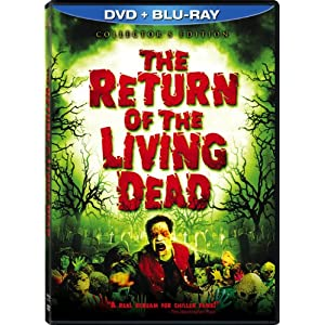 Return of the Living Dead (Two-Disc Blu-ray/DVD Combo in DVD Packaging)