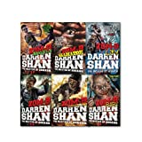 Darren Shan zom b Collection 6 Books Set, (Zom-B, ZOM-B Baby, Angels, City, Underground, zom b gladiator)