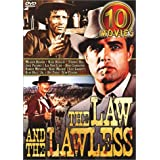 Law & The Lawless 10 Movie Pack ~ Lee Van Cleef