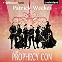 The Prophecy Con: Rogues of the Republic, Book 2 (       UNABRIDGED) by Patrick Weekes Narrated by Justine Eyre