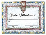 Perfect Attendance Award Certificate (0742403408) by School Specialty Publishing