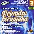 Karaoke: Alejandro Fernandez - Latin Stars Karaoke
