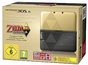 Post image for Nintendo 3DS XL Gold Limited Edition inkl. Zelda für 199€
