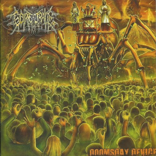 Goretrade – Doomsday Device – (SR257) – CD – FLAC – 2014 – 86D