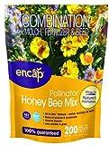 Encap 11157-6 Honey Bee Pollinator Mix Seed Packet