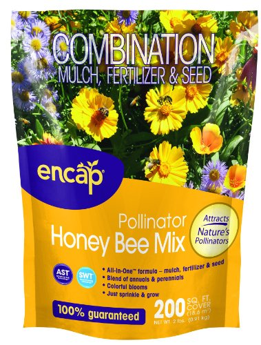 Encap Honey Bee Pollinator Mix Seed Packet