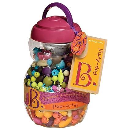B. Pop-Arty Snap Beads