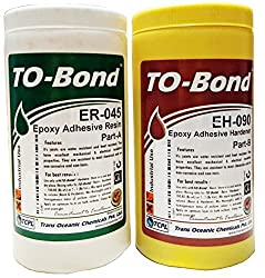 TO-Bond® Clear Epoxy Adhesive