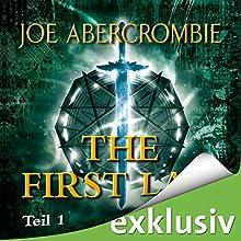 The First Law 1 Hörbuch von Joe Abercrombie Gesprochen von: David Nathan