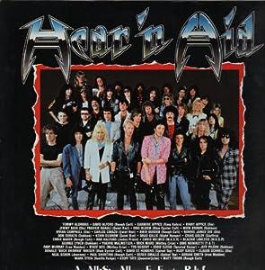 Accept, Dio, Jimi Hendrix, Kiss, Motörhead, Rush.. [Vinyl LP]