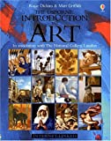 img - for Introduction to Art Internet Linked book / textbook / text book