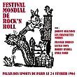 Festival Mondial De Rock 'N' Roll (1961) - Paper Sleeve - CD Vinyl Replica
