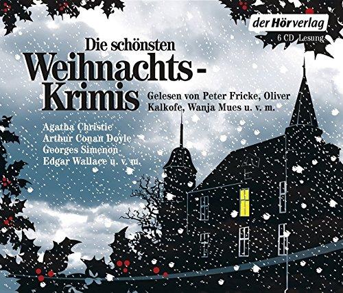 Die schönsten Weihnachtskrimis das CD von Agatha Christie - Preise vergleichen & online bestellen