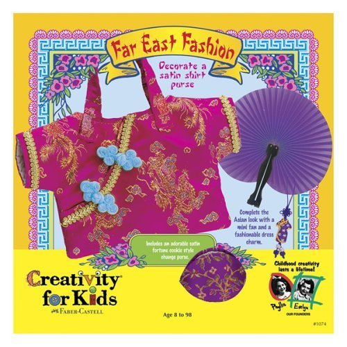 Creativity for Kids Far East Fashions by Creativity for Kids
