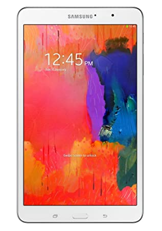 """Samsung Pro 8.4 Tablette Tactile 8.4 """" Android Blanc"""