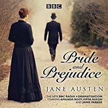 Pride and Prejudice (       UNABRIDGED) by Jane Austen Narrated by Samantha Spiro, Full Cast