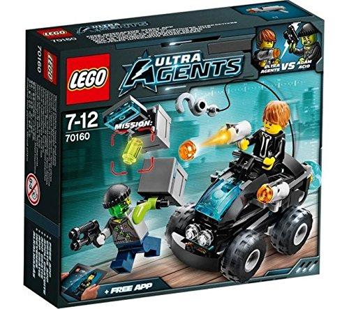 LEGO Agents 70160 - Rapina Sulla Riva Del Fiume