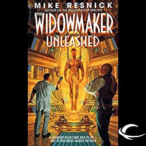 The Widowmaker Unleashed Audiobook