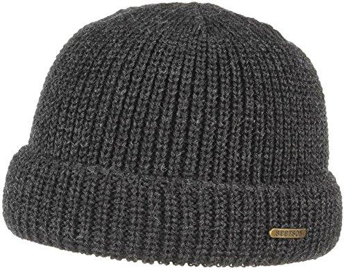 nashville-strick-dockercap-by-stetson-one-size-anthrazit