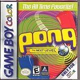 echange, troc Pong: The Next Level (GBC) [import anglais]