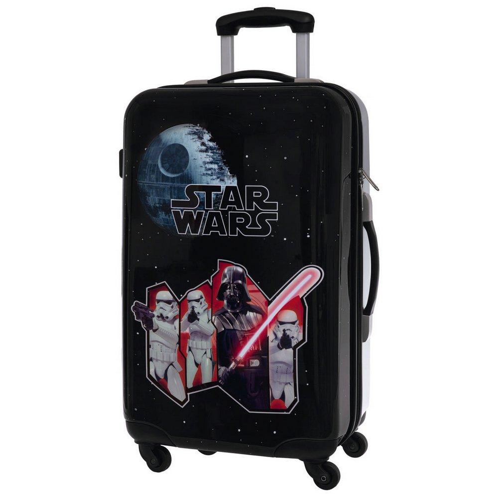 STAR WARS ABS koffer Kindergepäck, Schwarz jetzt bestellen