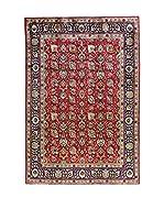L'EDEN DEL TAPPETO Alfombra M.Tabriz Rojo/Multicolor 217 x 149 cm