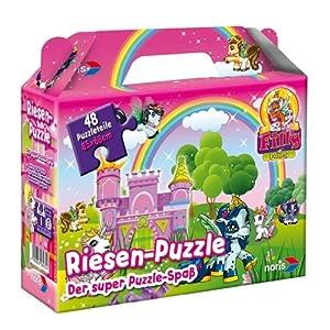Schauen Sie sich Kundenbewertung für Noris 606036932 - Filly Fairy Riesen Puzzle